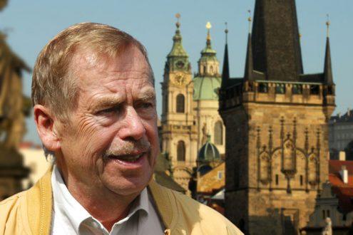 В Чехии найден неизвестный дневник Вацлава Гавела