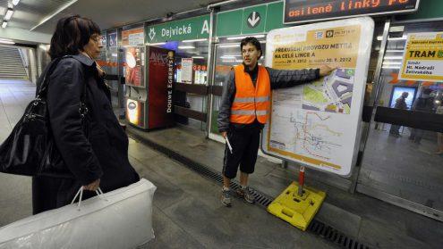 Летом в Праге будет ограниченно движение общественного транспорта