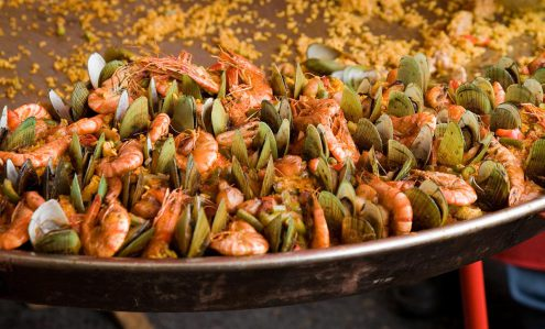 В Праге пройдет фестиваль Seafood Festival