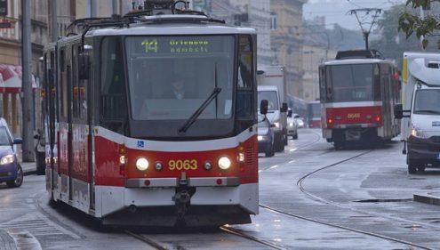 С 28 августа изменятся маршруты столичных трамваев