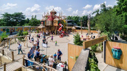 В Международный день детей вход в зоопарк за 1 крону