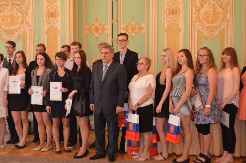 Чешские школьники хотят узнать Россию