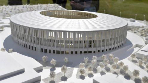 В 2021 году Брно станет самым современным центром спорта в Чехии