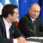 Путин в Греции: паника усиливается