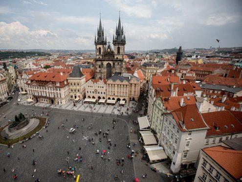 В центре Праги появится центр культуры и творчества