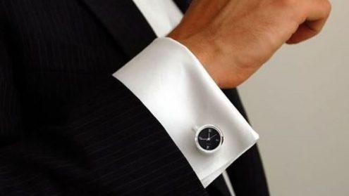 Мужские запонки, или аксессуар на любой случай