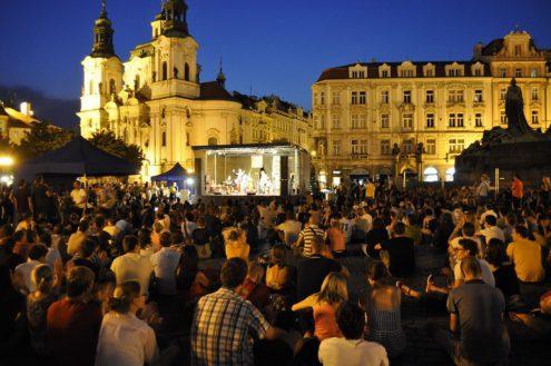 В Праге пройдет музыкальный фестиваль Prague Jazz WeekEnd