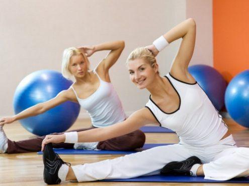 10 эффективных упражнений для красивой фигуры