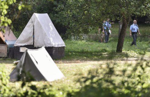 Около 30 детей из чешского лагеря попали в больницу