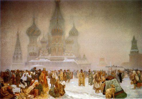 «Славянская эпопея» покорит Азию