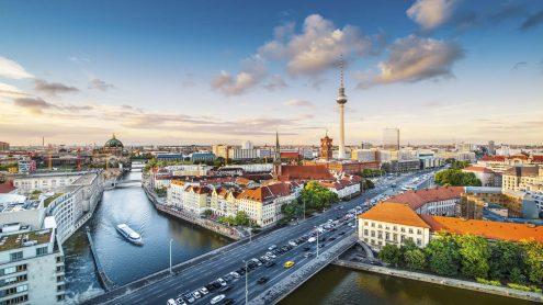 Берлин вступил в Диалог цивилизаций