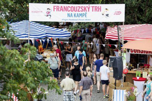 В Праге откроется французский рынок
