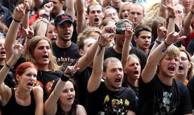 В Чехии пройдет фестиваль Masters Of Rock