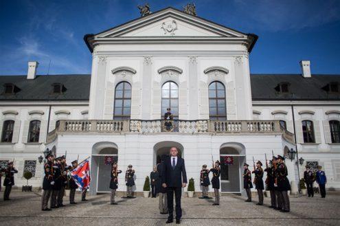Словацкая полиция задержала гражданина Чехии