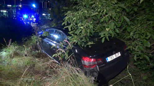Полиция разыскивает водителя, сбежавшего с места ДТП