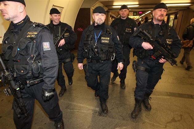 Чешская полиция усилила охрану некоторых объектов