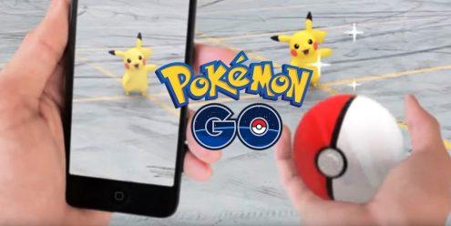 Фанаты игры Pokémon Go планируют встретиться в центре Праги