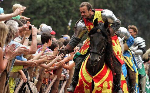 В Праге пройдет Большой рыцарский праздник