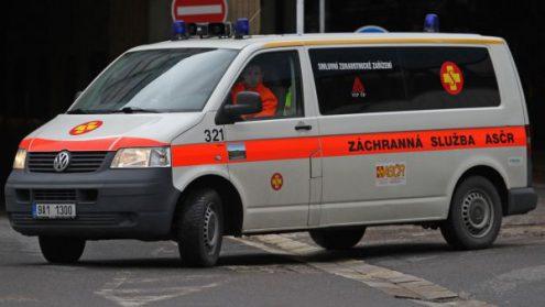 Два чеха перевозили наркотики в машине скорой помощи