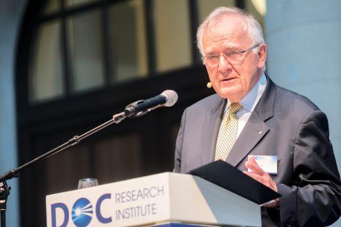Вальтер Швиммер:  «Европе необходимы реформы»