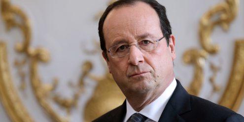 Президент Франции отменил свой визит в Чехию