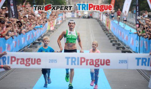 В Праге пройдет триатлон TRIPrague
