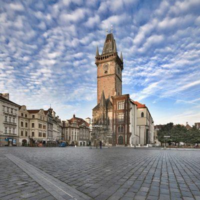 Смотровую площадку Староместской башни закроют на реконструкцию