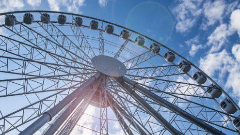Городской совет Праги 5 одобрил строительство колеса обозрения