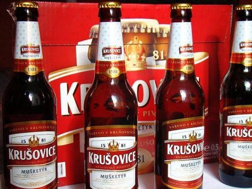 Krušovice под прицелом русского инвестора