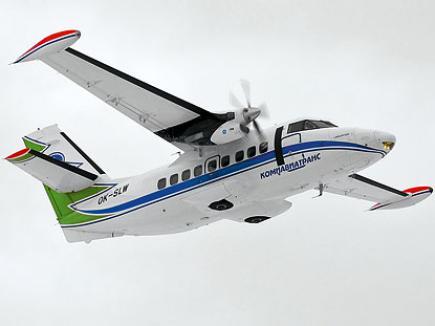 Долговой прорыв Aircraft Industries