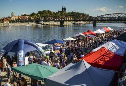 В Праге пройдет фестиваль Náplavka street food