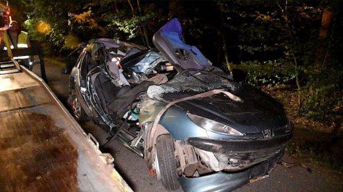 За прошлую неделю на дорогах Чехии погибло 22 человека