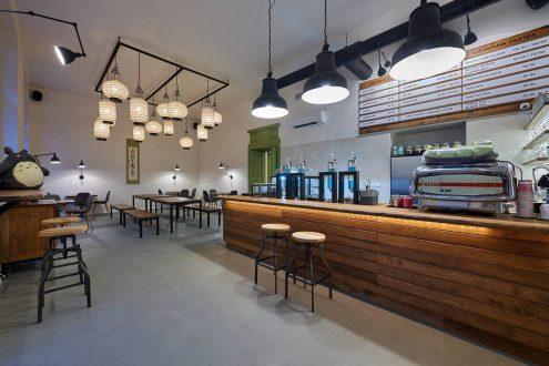 MOMOICHI COFFETEARIA
