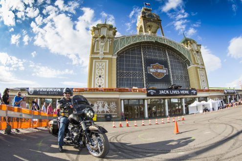 В Праге пройдет фестиваль Prague Harley Days