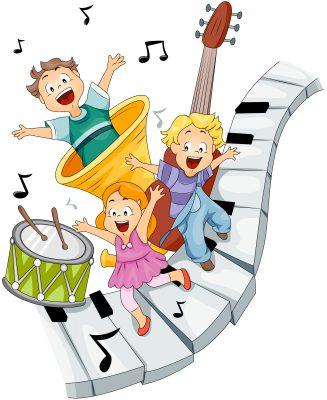 Музыка: хождение по нотам