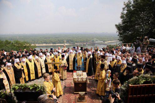 Всеукраинский Крестный ход – единство вопреки