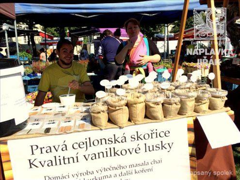 В Праге пройдет фестиваль «Травы, специи и чаи»