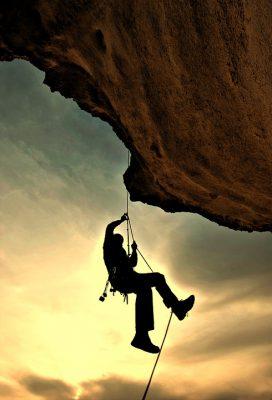 «Комфортный» адреналин для скалолазов