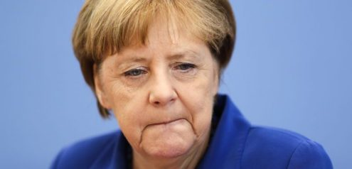 В Прагу с официальным визитом прилетает Ангела Меркель