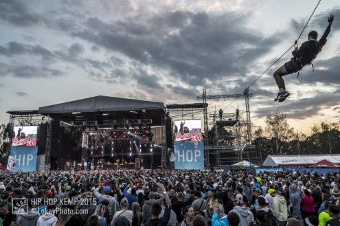 В Чехии пройдет HIP HOP KEMP 2016