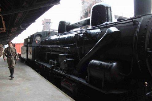Поезд легионеров – дорога в сто лет