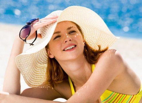 Лечение после солнечных ванн