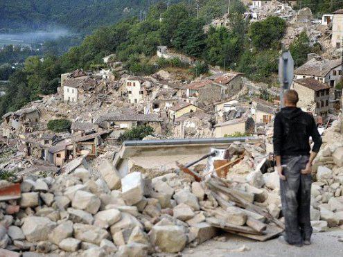 В Чехии начался сбор средств для пострадавших в Италии