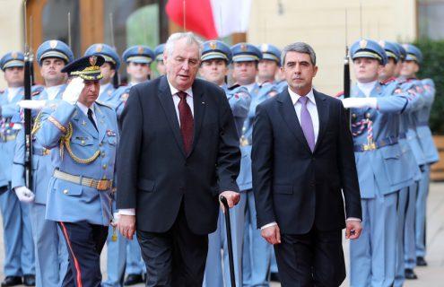 Чешские полицейские отправятся в Болгарию