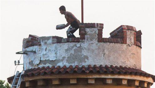 Иностранцу, ждавшему дракона на башне, предъявлены обвинения