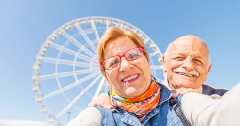 Чешские пенсионеры экономят во время путешествий