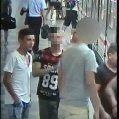 Полиция разыскивает несовершеннолетнего, участвовавшего в нападении на человека