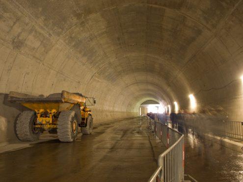 Выход из туннеля Blanka будет закрыт