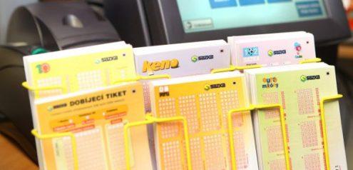 Чех выиграл в лотерею 201,25 млн крон