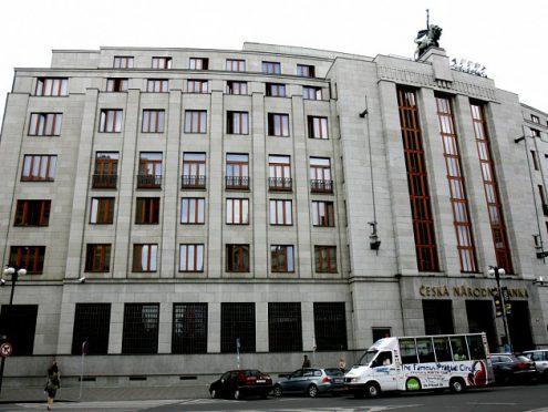 Земан подписал закон о создании реестра банковских счетов